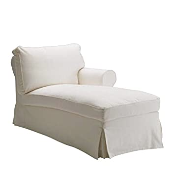 Chaiselongue ikea  Amazon.com: Replace Cover for IKEA Ektorp Chaise Lounge Right ...