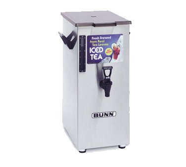 - Bunn Square Style Iced Tea Coffee Dispensers -TD4T-0004