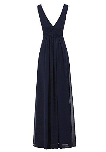 maniche linea Vestito Senza Donna Miranda's a Bridal Blue Baby ad OxqEB6YAw
