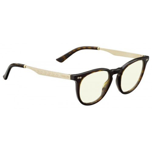 Optical frame Gucci Acetate Havana - Gold (GG 1127/S ANT99)
