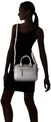 Cross Gray One Gray Women's Nikky Structured Size Mini Bag Body Grey Boston qx6OZw4