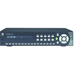 EverFocus Electronics ECOR264-16X1 16 Channel Professional Video Recorder - 2 TB HDD ECOR264-16X1/2T by EVERFOCUS ELECTRONICS