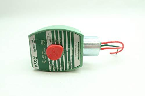 ASCO 8320G178 RED-HAT II Solenoid Valve 24V-AC 1/4IN NPT