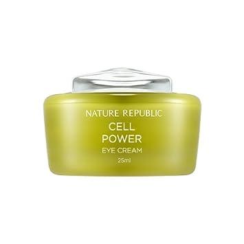 Nature Republic Cell Boosting Eye Cream 25ml Premium Wrinkle Care Firming Eye Cream