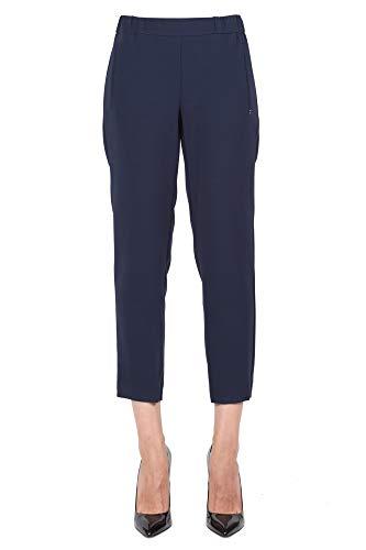 Pantalone Ottod'Ame donna Blu Blu PANTALONE EP7982 aq1w0dx