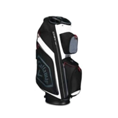 Golf Cooler Callaway Cart (Callaway Golf Callaway CART Bag Callaway Chev Org Cart Bag (Cart Bag, Black/Titanium/White), Black/Titanium/White)