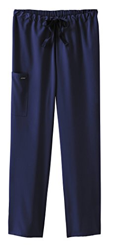 Classic Fit Collection by Jockey Unisex Drawstring Elastic Pant XX-Large New Navy