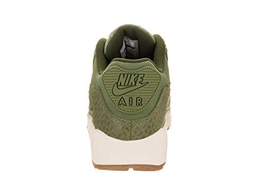 Femmes Nike Air Max 90 Prem Chaussure Vert De Palme Marche / Paume Vert / Voile