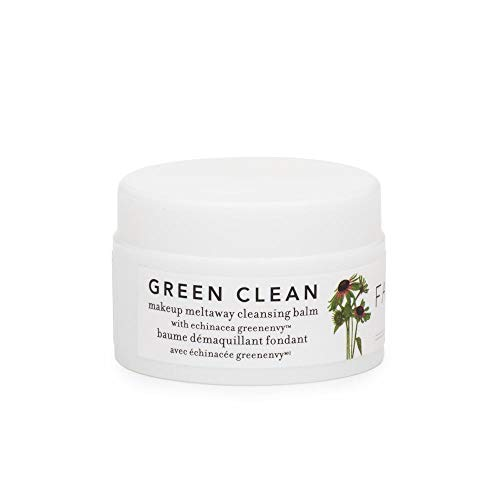 Farmacy Green Clean Makeup Meltaway Cleansing Balm Travel size 0.4 oz (Green Makeup Remover)