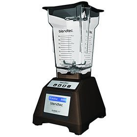Blendtec E600A0801-A1GA1A - EZ 600 Bar Blender (Medium to High Sound - Includes 64oz Container with Lid - 3 Horsepower )