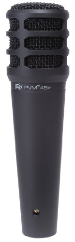 Peavey PVM 45ir Dynamic Instrument Microphone with XLR Cable by Peavey