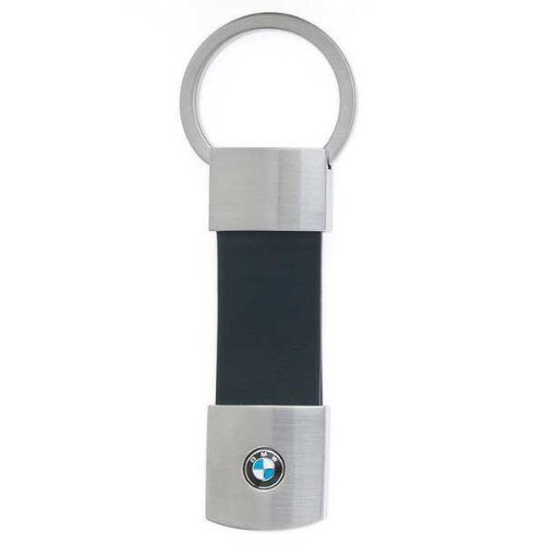 BMW Leather Pull Key Ring (Bmw Leather)