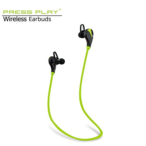 Press Play Headphones Cancelling Microphone