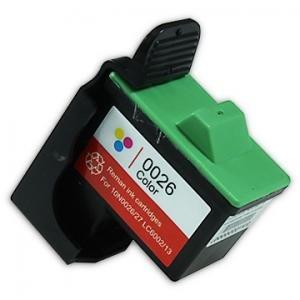 Cartucho de tinta compatible para impresora Lexmark X1240 – X 1240 ...