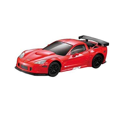 Kids Party Red Corvette Car Toy. C6.R Model Car. Corvette Friction Boys Christmas Birthday Gift. Collectable Corvette 1:24 Scale Model Display Toy Car. - Scale 24 Corvette Coupe