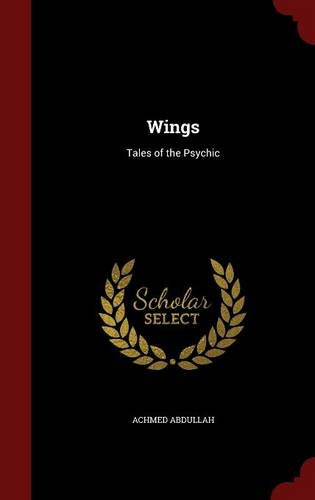 book cover of Wings