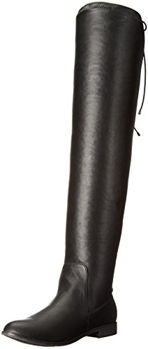 Rainey Women's Black Boot Winter Black Chinese Smooth Laundry ITYnxTB