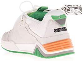 OFF-WHITE Luxury Fashion Homme OMIA186E20LEA0010101 Blanc Polyester Baskets | Automne-Hiver 20