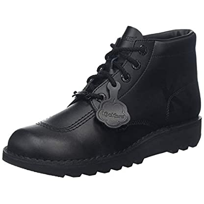 Kickers Boys' Kick Hi Luxe Classic Ankle Boots 1