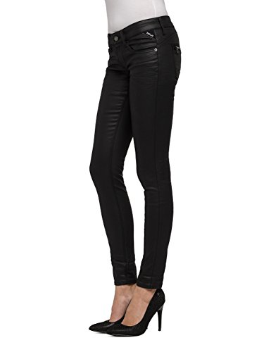 black Zip Replay Skinny Back 7 Luz Jeans Donna Nero rE0qSWg0wx