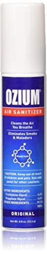 Ozium Glycol-Ized Professional Air Sanitizer / Freshener Original Scent, 0.8 oz. aerosol (OZ-1)