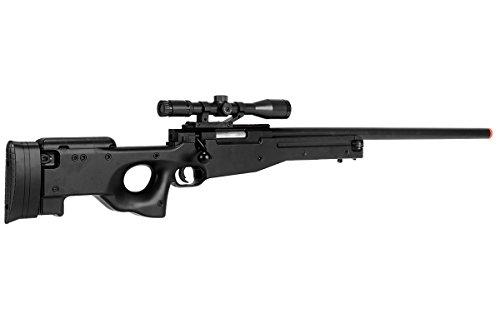 airsoft 400 fps sniper - 9