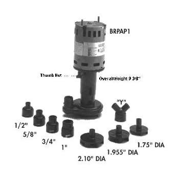 Hartell 803504 Gpp 4mh 2p 230 Volt Ice Machine Pump