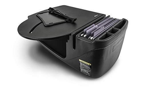 Autoexec Roadmaster Truck - AutoExec RoadCar-01 BLK RoadMaster Car Desk, Black, 1 Pack