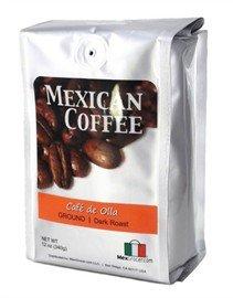 Cafe De Olla Mexican Coffee Ground