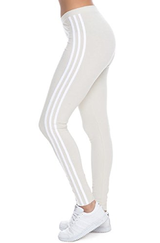 adidas Womens Originals Logo Striped Leggings product image