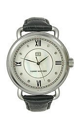 Tommy Hilfiger Women's Leather Collection watch #1780897