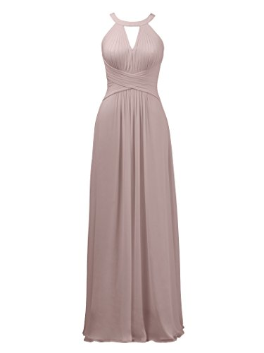 lilac and silver cocktail dresses - 1