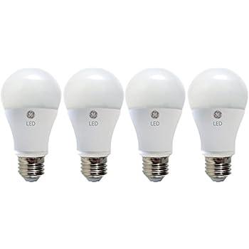 Review GE Lighting Energy Smart LED 10 5 watt 800 Lumen A19 Bulb with Medium Base Soft White 4 Pack In 2018 - Style Of electric light bulb Trending