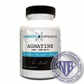 Amazon.com: Sintético Suplementos – agmatine 60 Cápsulas ...