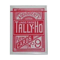 Tally Ho Fan Back Cards - Poker size (Tally Ho Fan)