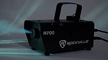 Rockville R700 Fogsmoke Machine Wremote Quick Heatup, Thick Fog! 6