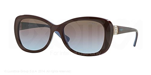 Amazon.com: Vogue – Gafas de sol vo2943sb 201148 Luz café ...
