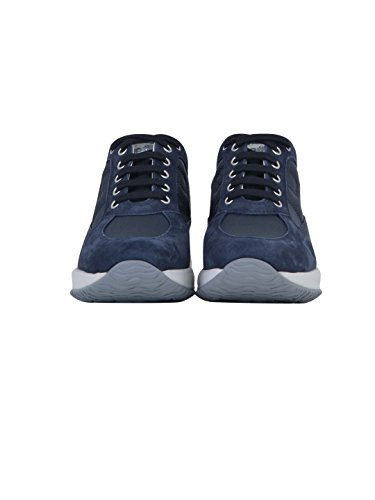 Hogan Sneakers Donna HXW00N00E10F172318 Camoscio Blu
