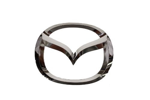 (Genuine Mazda Parts C235-51-731A Front Logo Emblem)