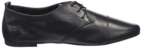 Schwarz 23222 Tamaris Damen Black 001 Oxford 0xq4wtqS