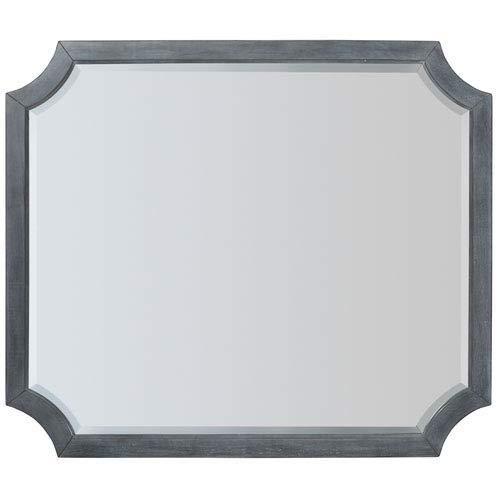 Hooker Furniture Hamilton Mirror in Bluish Gray by Hooker Furniture