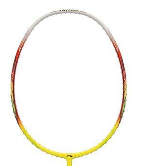 Li Ning 500 Windstorm Carbon Fiber Badminton Racquet, Size S2