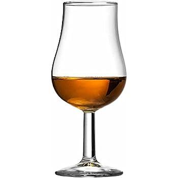 Luigi Bormioli 09649//06 Vinoteque 5.75 oz Snifter//Liqueur Glasses Set of 6 Clear