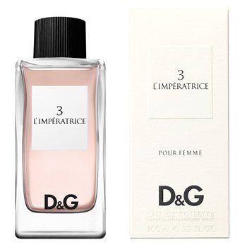7632cb6c3a188 Buy D G 3 - LImperatrice Eau De Toilette Pour Femme Online at Low Prices in  India - Amazon.in