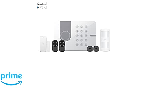 Chuango G5W 3G/WCDMA/RFID DIY Burglar Alarm System, 3.7 V ...