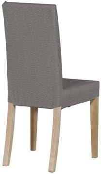 Funda para silla de IKEA HARRY, corta en DUNDEE gris claro