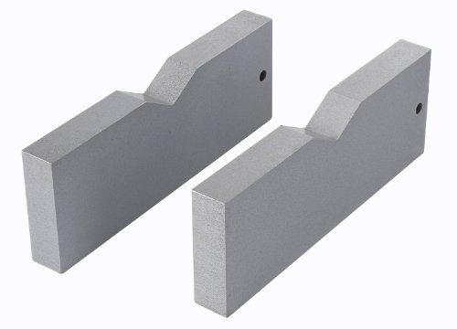 OTC 1893 V-Block Accessory for 100-Ton Capacity Press - Pair (Press Ton Shop 100)