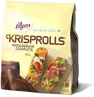 product image for Pagen Wholegrain Complets Krisprolls - 225g - 5 pack