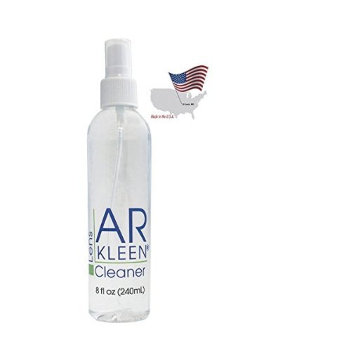 AR KLEEN 8FL OZ (240ml) Multi-purpose Lens Cleaner