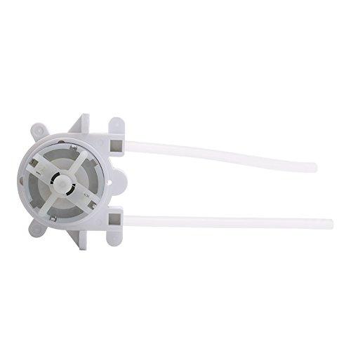 Homecube 12V DC Peristaltic Liquid Pump Miniature Dosing Pump Hose